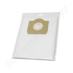 Одноразовый синтетический мешок для пылесосов (40 л)калибр 00000059311