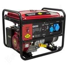 Бензиновый генератор dde g650 917-422