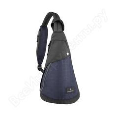 Рюкзак с одним плечевым ремнём victorinox monosling синий 23x14x41 см, 13 л 601438