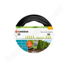 """Шланг сочащийся для наземной прокладки (1/2""""; 50 м) gardena 13013-20.000.00"""
