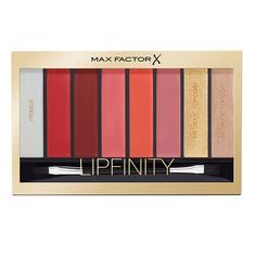 Палетка для макияжа губ MAX FACTOR LIPFINITY тон 04 reds