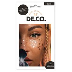 Набор переводных тату-веснушек DE.CO. by Miami tattoos Hearts Deco