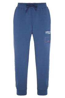 Синие спортивные брюки Kaval Adidas