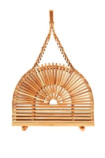Бамбуковая мини-сумка Cupola Cult Gaia