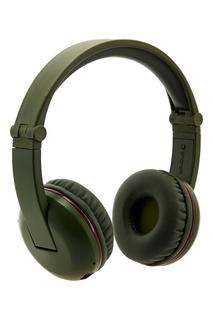 Темно-зеленые наушники Play Amazon Buddyphones