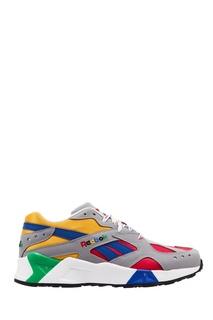 Разноцветные кроссовки Aztrek x Billys Tokyo Reebok