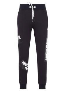 Спортивные брюки с принтом Philipp Plein