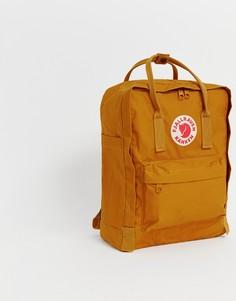 Коричневый рюкзак Fjallraven Kanken - 16 л - Коричневый