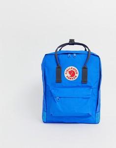 Синий рюкзак Fjallraven Kanken - 16 л - Синий