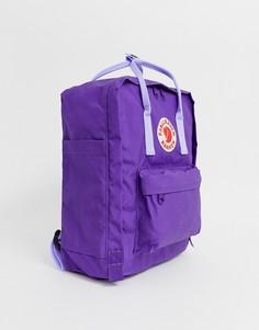 Фиолетовый рюкзак Fjallraven Kanken - 16 л - Фиолетовый