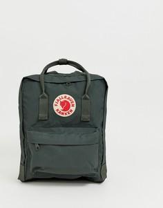 Зеленый рюкзак Fjallraven Kanken 16 л - Зеленый