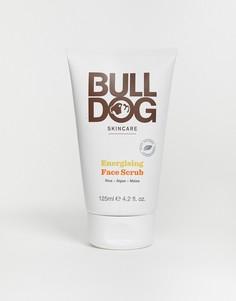 Бодрящий скраб для лица Bulldog, 125 мл - Бесцветный