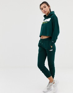 Зеленые спортивные джоггеры Puma Training - Зеленый