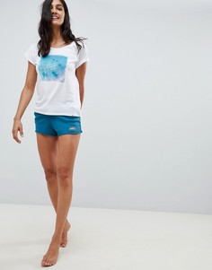 Пляжные шорты из органического хлопка Rip Curl Eco Pacific - Синий