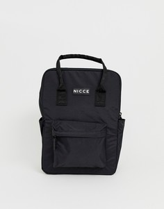 Черный рюкзак с ручкой сверху Nicce - Черный