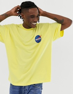 Oversize-футболка ASOS DESIGN - Желтый