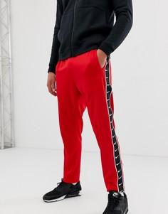 Красные джоггеры Nike Hybrid - Красный