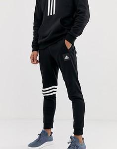 Черные джоггеры Adidas Training ID - Черный