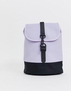 Рюкзак с затягивающимся шнурком Rains - Фиолетовый