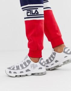 Белые кроссовки Fila Silva - Белый