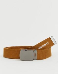 Коричневый ремень Carhartt WIP - Коричневый