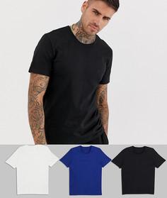 Набор из 3 футболок BOSS - Мульти
