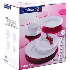 Сервиз столовый 30 предметов Luminarc Every Day (G5520)