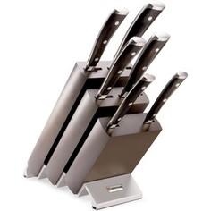 Набор кухонных ножей 7 предметов Wuesthof Ikon (9866 WUS)