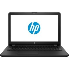 Ноутбук HP 15-bs172ur (4UL65EA) black 15.6 (HD i3-5005U/4Gb/1Tb/DOS)