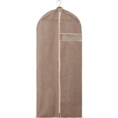 Чехол для одежды Handy Home Чехол для одежды Вельвет Д1350 Ш600, серый