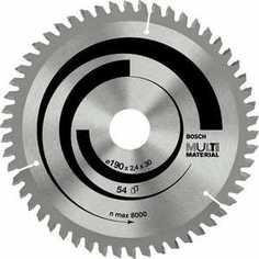 Диск пильный Bosch 150х20/16мм 42зуба Multi Material (2.608.640.501)