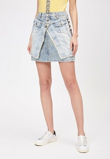 Юбка джинсовая DSHE