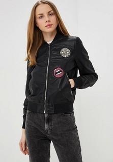 Куртка кожаная Tom Farr