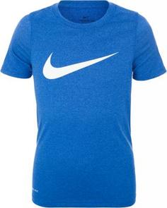 Футболка для мальчиков Nike Dri-FIT, размер 128-137