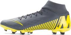 Бутсы мужские Nike Superfly 6 Academy FG/MG, размер 44