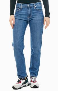 Синие джинсы со стандартной посадкой CKJ 061 Calvin Klein