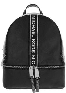 Городской кожаный рюкзак с узкими лямками Rhea Zip Michael Kors