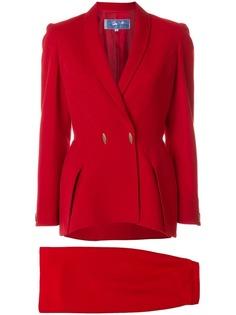 Thierry Mugler Vintage костюм с юбкой