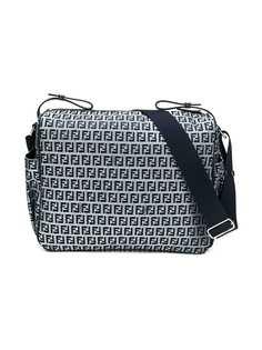 Fendi Kids сумка для переодевания с логотипом FF