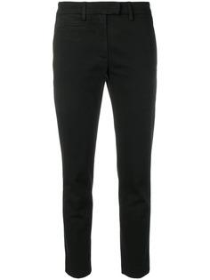 Классические брюки с рисунком
