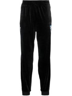 Adidas велюровые спортивные брюки из коллаборации с HAGT
