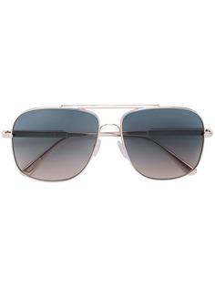 Tom Ford Eyewear солнцезащитные очки-авиаторы Jude