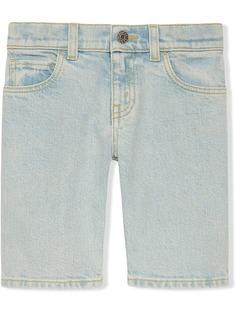Gucci Kids джинсовые бермуды
