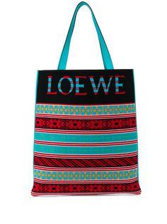 Loewe сумка-тоут с логотипом