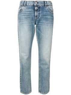Женские прямые джинсы Emporio Armani