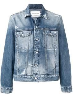Calvin Klein Jeans куртка мешковатого кроя
