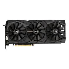 Видеокарта ASUS nVidia GeForce RTX 2060 , ROG-STRIX-RTX2060-O6G-GAMING, 6Гб, GDDR6, OC, Ret