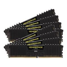 Модуль памяти CORSAIR Vengeance LPX CMK128GX4M8X3800C19 DDR4 - 8x 16Гб 3800, DIMM, Ret