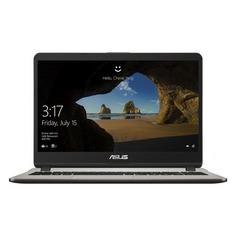 """Ноутбук ASUS VivoBook X507UA-BQ670, 15.6"""", IPS, Intel Core i3 8130U 2.2ГГц, 8Гб, 256Гб SSD, Intel UHD Graphics 620, Endless, 90NB0HI1-M09670, серый"""
