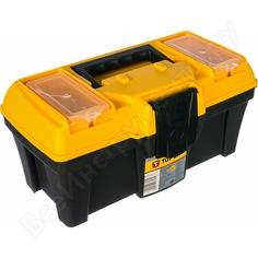 Ящик для инструмента с органайзерами topex 79r123